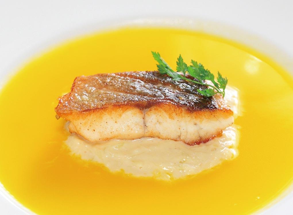 お魚料理画像