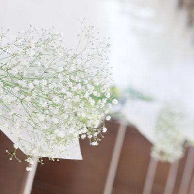 チャペル装花画像